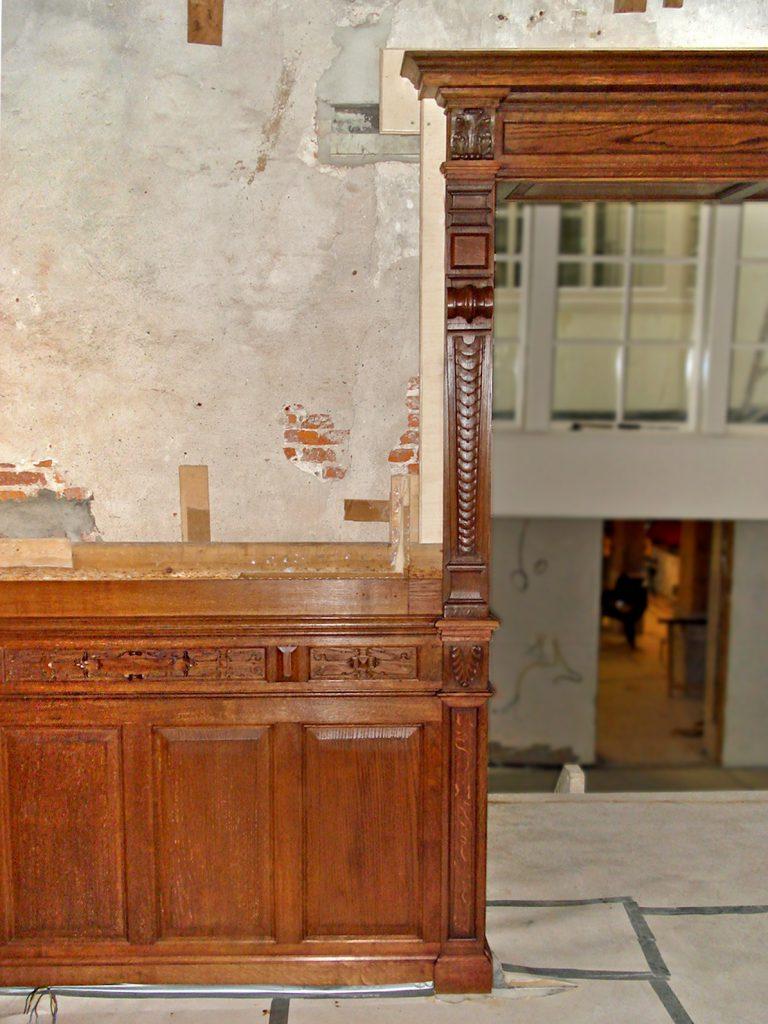 hout, restauratie, conservering, houtwerk, meubelrestauratie, restaureren, tuinkamer